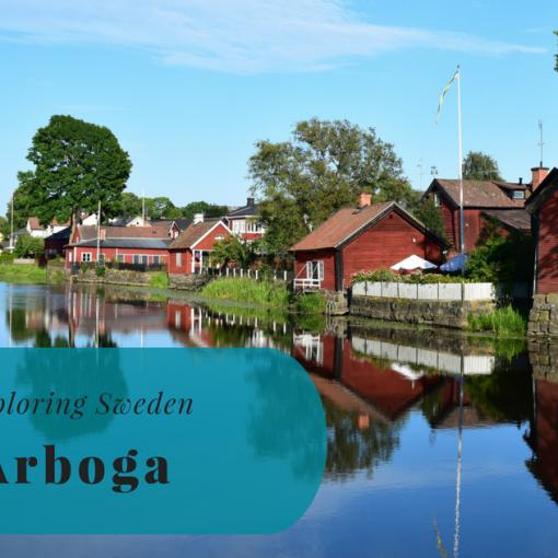 Exploring Sweden, Arboga, Västmanland