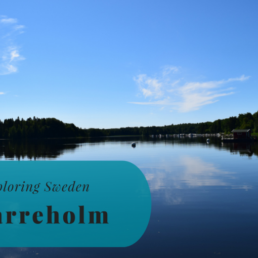 Exploring Sweden, Sparreholm, Södermanland
