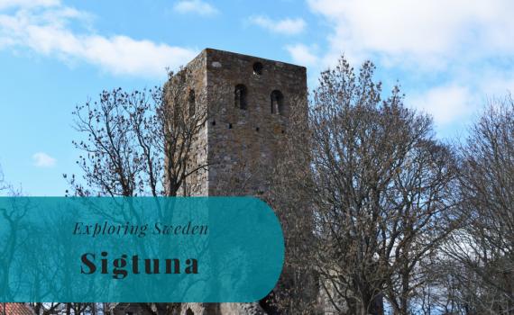 Exploring Sweden, Sigtuna, Uppland
