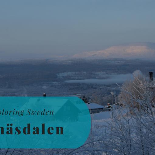 Exploring Sweden, Funäsdalen, Härjedalen