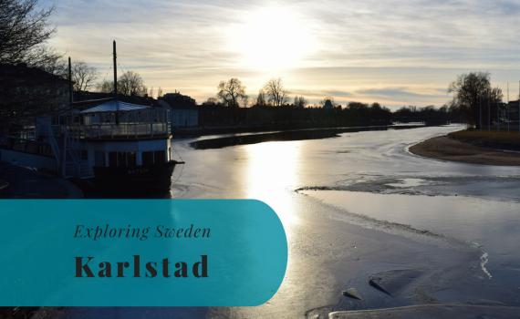 Exploring Sweden, Karlstad, Värmland