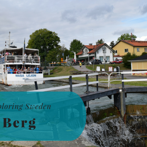 Exploring Sweden, Berg, Östergötland