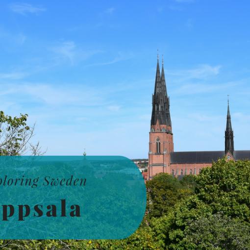 Exploring Sweden, Uppsala, Uppland