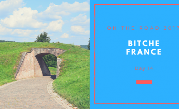On the Road 2017, Bitche, France