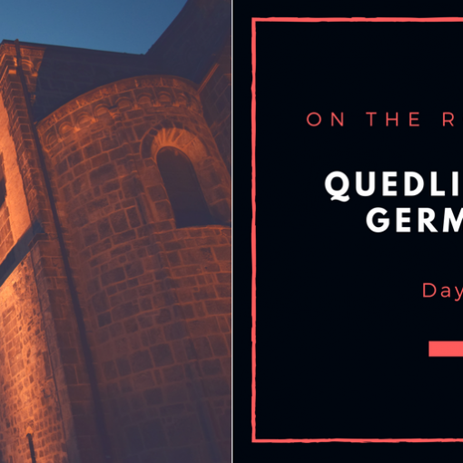 On the Road 2017, Quedlinburg, Germany