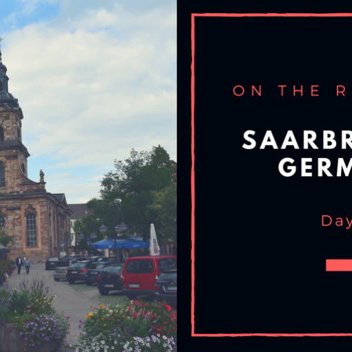 On the Road 2017, Saarbrücken, Germany