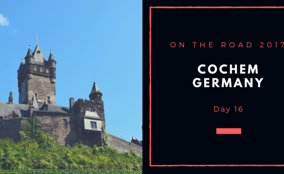 On the Road 2017, Cochem, Germany, Mosel, Moselle