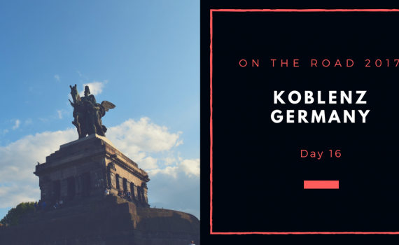 On the Road 2017, Koblenz, Germany