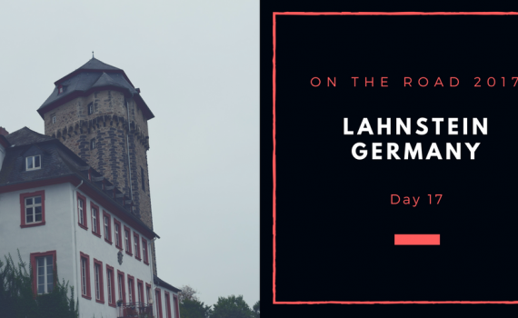 On the Road 2017, Lahnstein, Germany