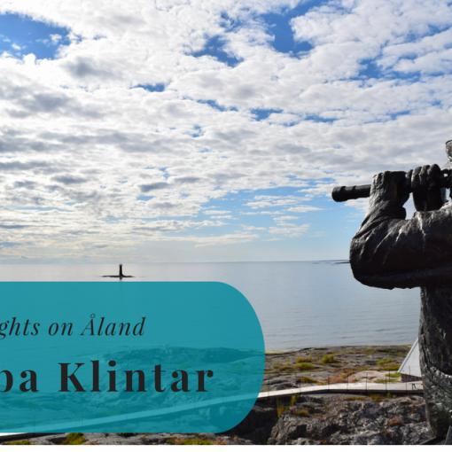 Sights on Åland, Kobba Klintar, Finland, Suomi