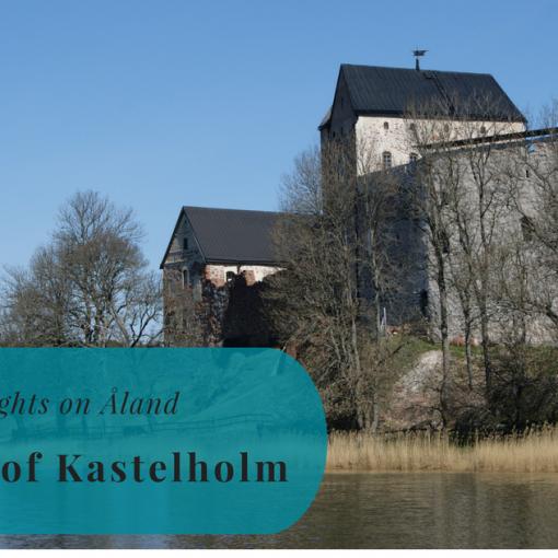 Castle of Kastelholm, Sights on Åland, Sund, Kastelholmsslott, Finland, Suomi