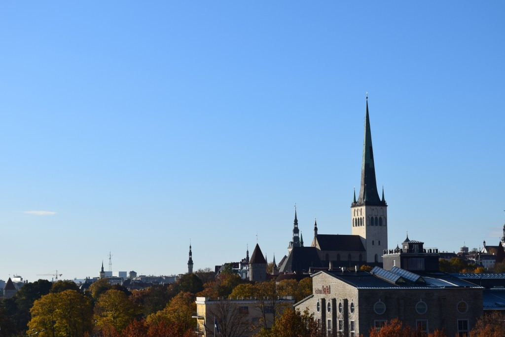 Tallinn Old Town, Estonia, Reval