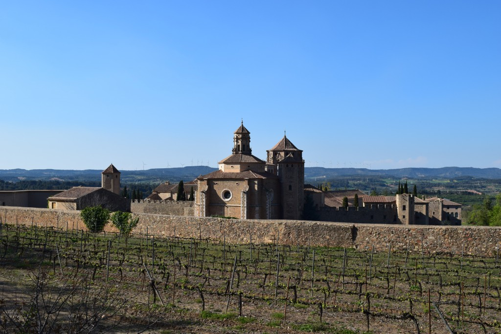 Poblet, Catalonia, Spain, Mapping the Map