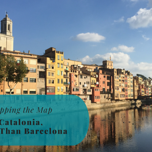 Catalonia, Girona, More than Barcelona, Mapping the Map