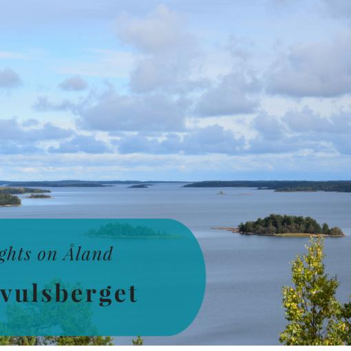 Sights on Åland, Djävulsberget, Devil's Mountain, Suomi, Finland