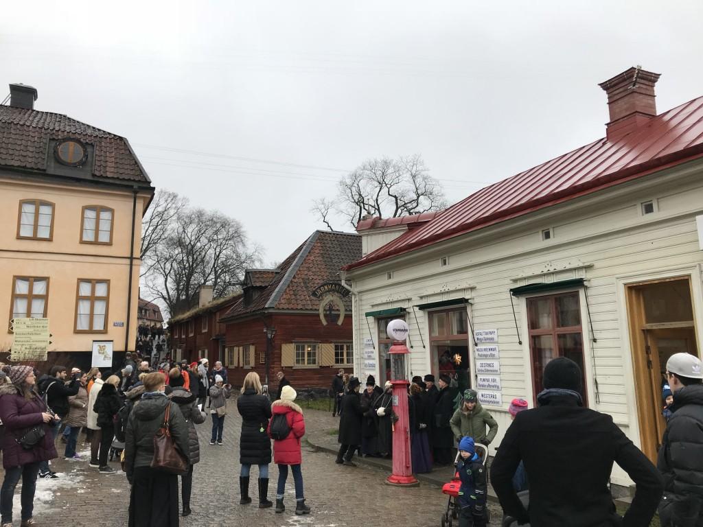 Skansen Christmans Market, Stockholm, Sweden, Skansens Julmarknad, Sverige