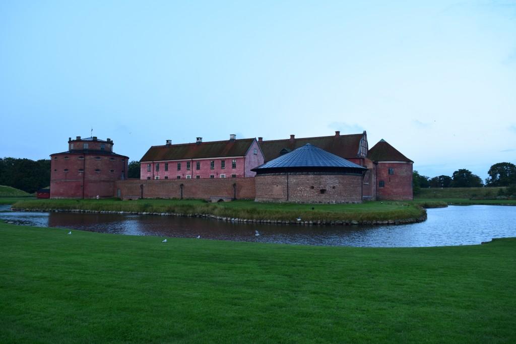 Exploring Sweden, Landskrona, Skåne, Landskrona Citadel, Castle