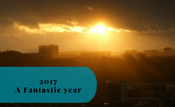 A Year in Review, 2017