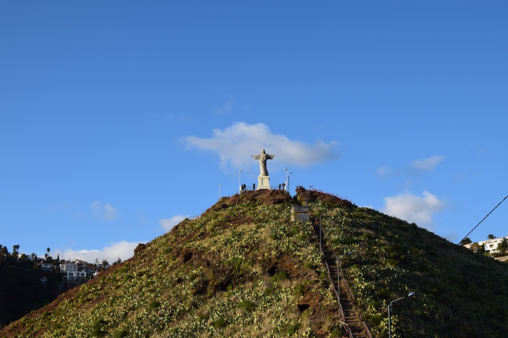Cristo Rei, Garajau, Madeira, 2018, Portugal