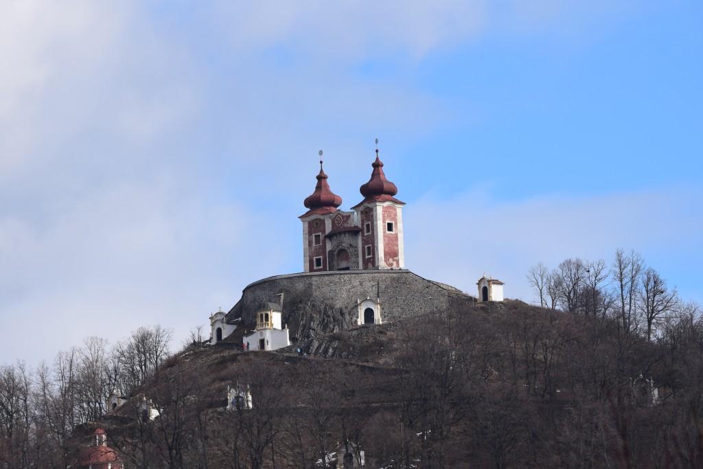 Kalvária,Calvary, Banská Štiavnica, Slovakia