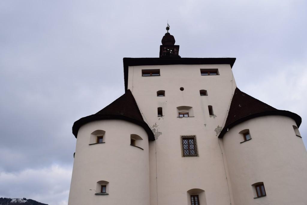Nový zámok, New Castle, Banská Štiavnica, Slovakia