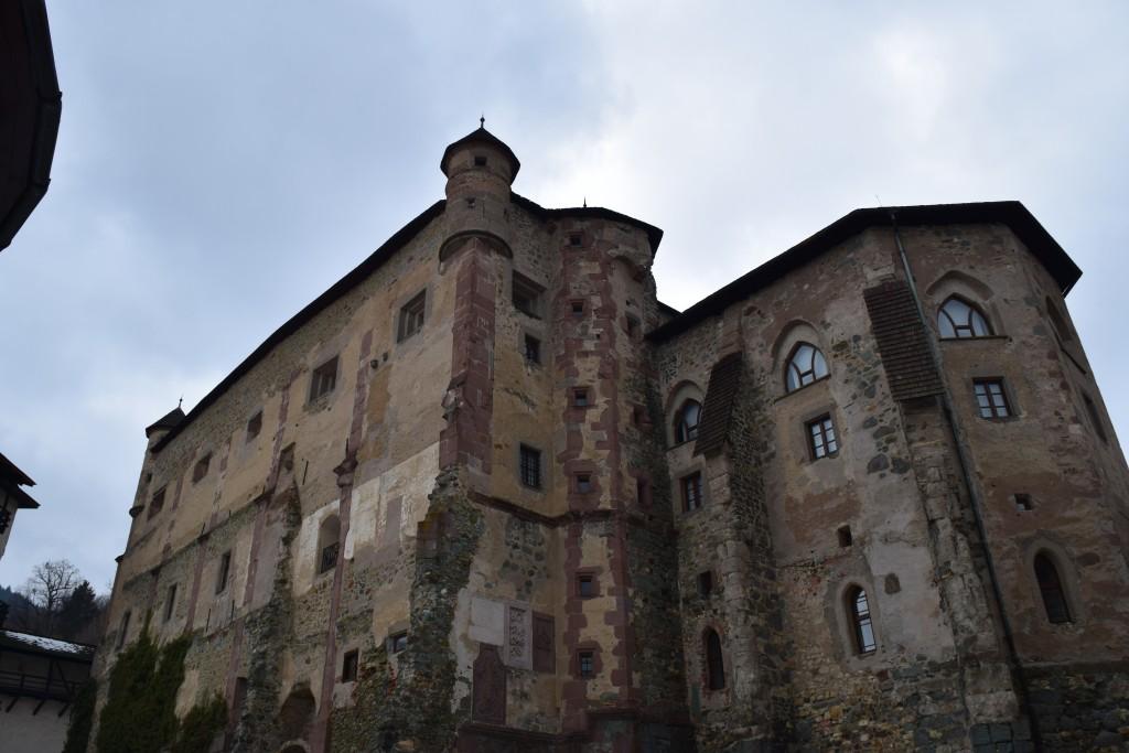 Starý zámok, Old Castle, Banská Štiavnica, Slovakia