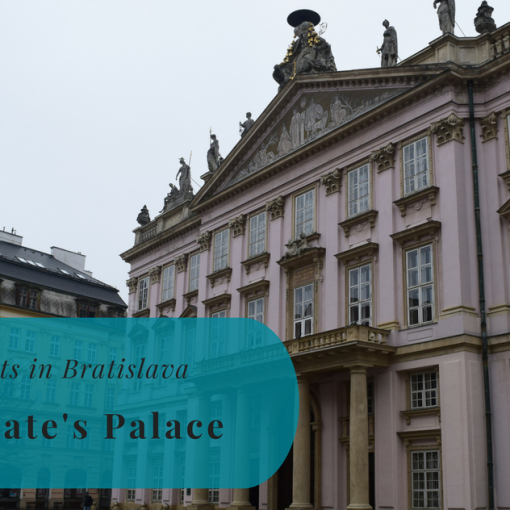 Sights in Bratislava, Primate's Palace, Slovakia, Primaciálny palác, Primaciálne námestie