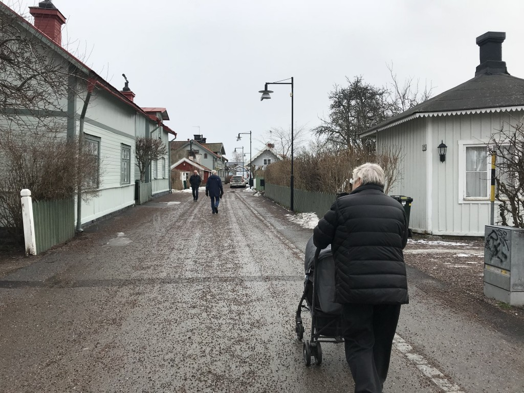 My Paternity Leave, Day trip to Trosa, Sweden