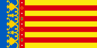 Flag of Valencia