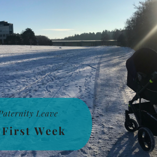 My Paternity Leave, The First Week