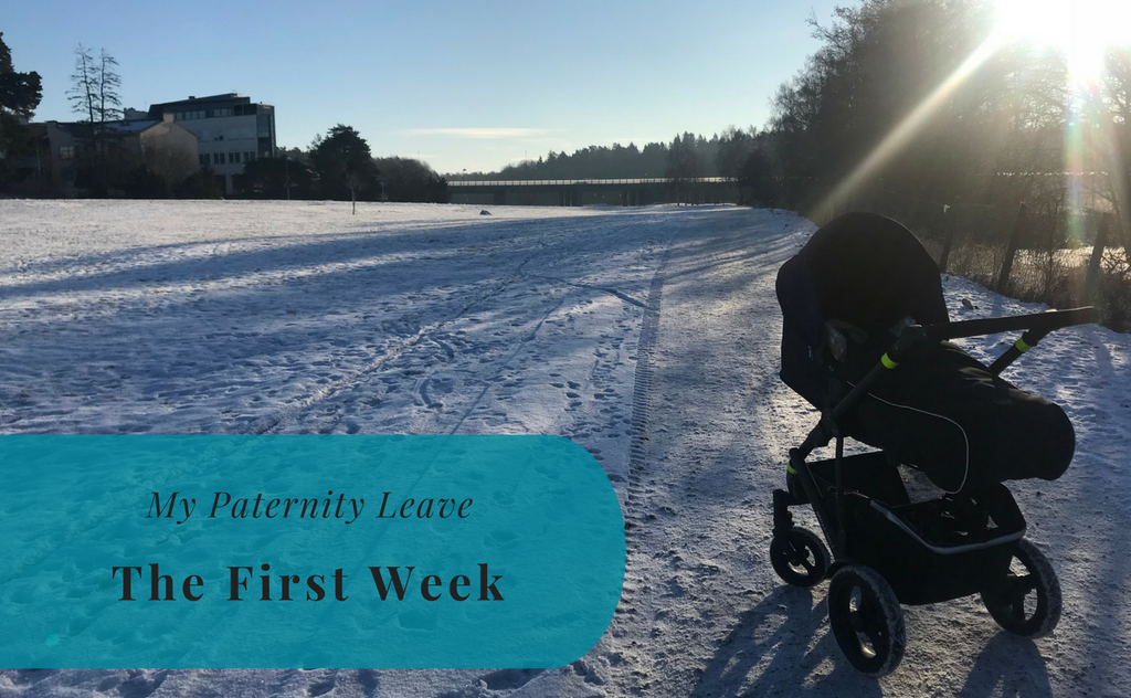 My Paternity Leave: The First Week