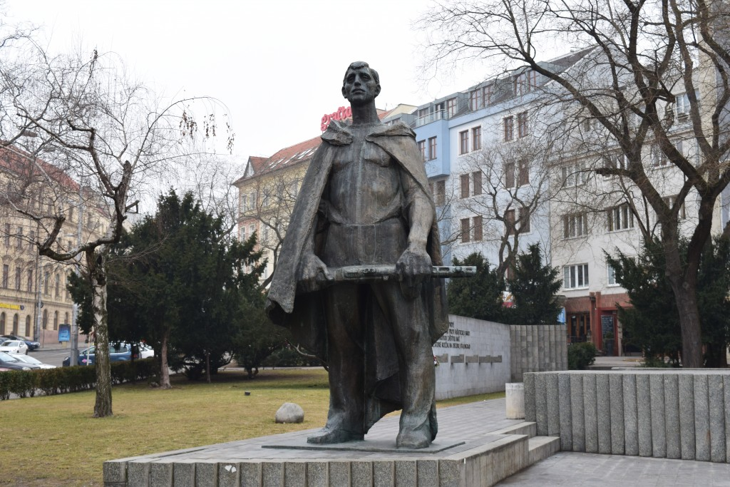 Námestie SNP, Bratislava, Slovakia