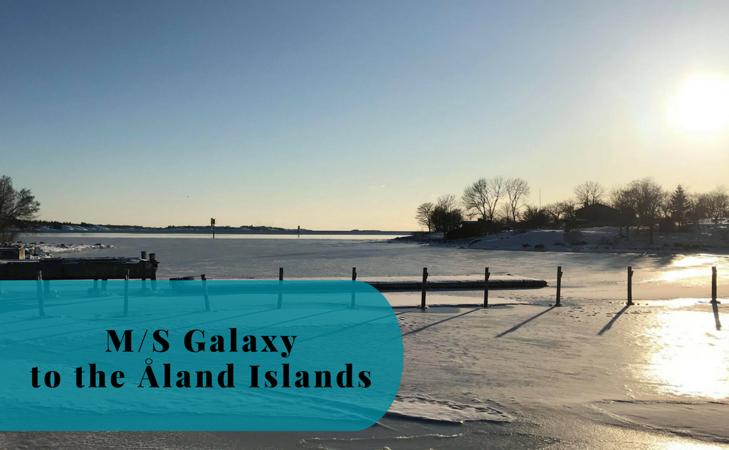 Late Night Trip to the Åland Islands with M/S Galaxy