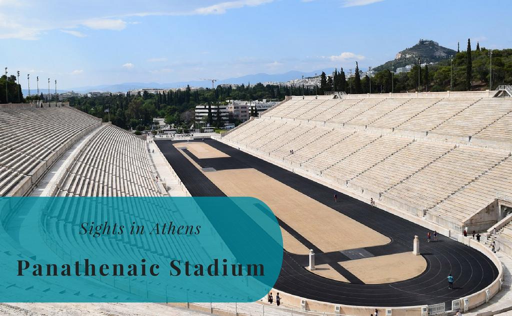 Sights in Athens – Panathenaic Stadium